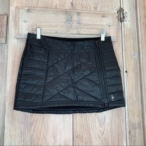 Smartwool Corbet 120 Black Puffer Skirt